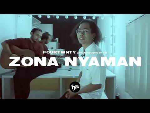 FOURTWNTY - ZONA NYAMAN (OST. FILOSOFI KOPI 2: BEN & JODY)