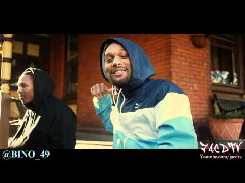 """Bino - 96"""" Bulls Flow Freestyle (Official Video) Prod. By Canon Wit Da Beats"""