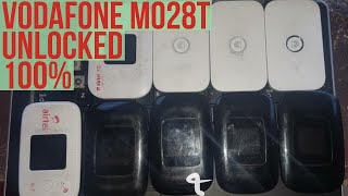 How To Unlock Vodafone Mifi M028T #UPDATED 100%WORKING