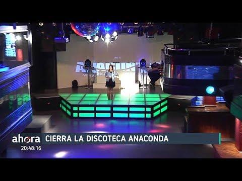 La discoteca Anaconda cierra sus puertas tras 44 años