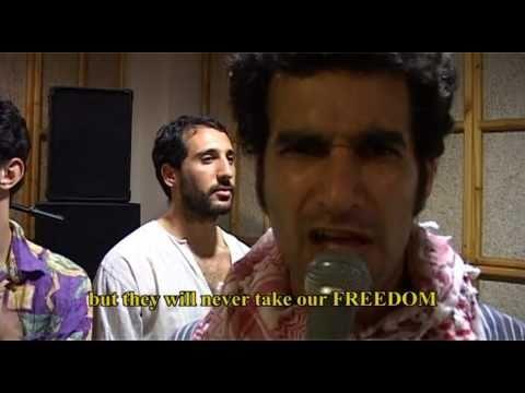 להקת שממל מצדיעה לאביב הערבי