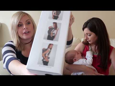 Cybex YEMA Baby Carrier Review | Baby Wearing | Annalise & Mel Mummy Mayhem