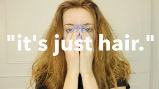 """Hair Struggles 