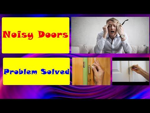 Noisy Doors Problem Fixed