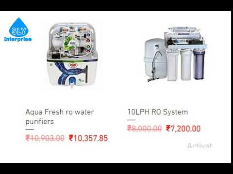 Grandplus RO UV Water Purifiers