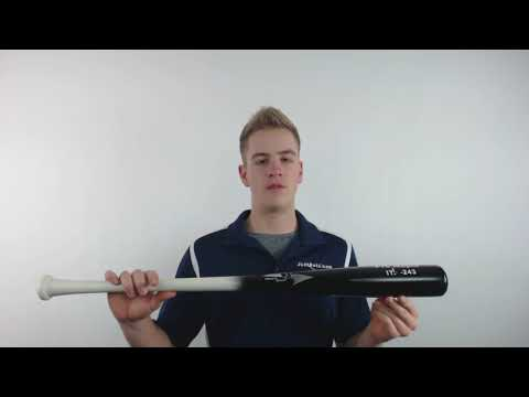 Pinnacle IT Pro Maple Wood Baseball Bat: IT-243