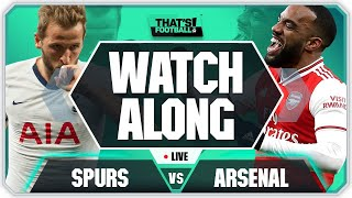 Try Out HOTMIC Now! Use invite code MARK363. Get it at https://hotmic.io  Tottenham vs Arsenal Watchalong with Mark Goldbridge LIVE. Join in our live stream match chat as the Premier League returns.