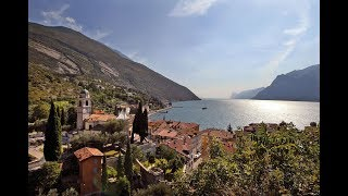 Il giro del Lago di Garda - Die Besichtigung des Gardasee - The tour of Lake Garda