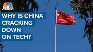 Pourquoi la Chine sévit-elle contre ses propres entreprises technologiques ?