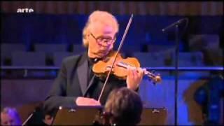 Augustin Dumay Mendelssohn Violin Concerto in D minorWRCO 2008, mov 1