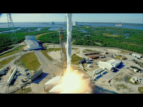 SpaceX 1st: Recycled Rocket, Recycled Capsule