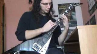 Dying Fetus-Praise the Lord guitar cover, Kevin Talley Contest!