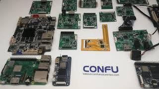 HDMI to MIPI eDP LVDS 2K 4K OLED LCD Flexible China - मुफ्त