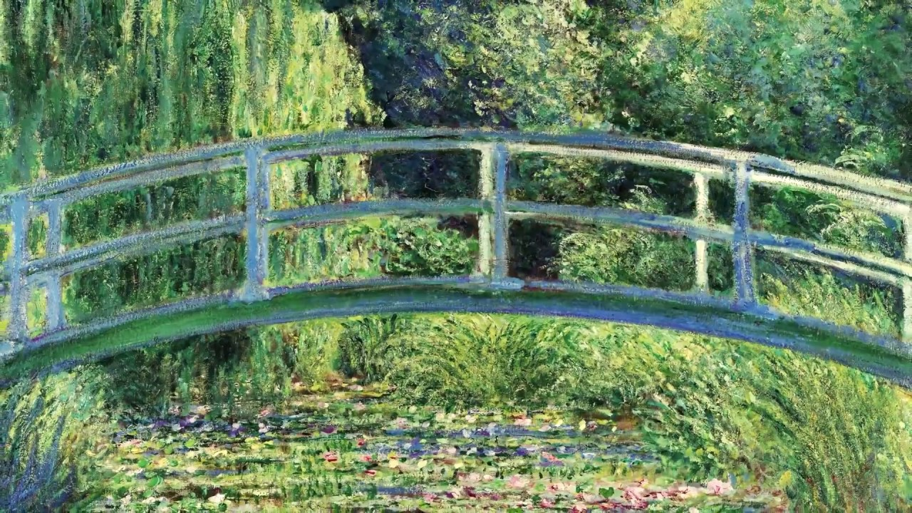 Dive into Monet's artworks in high resolution with Google Arts & Culture