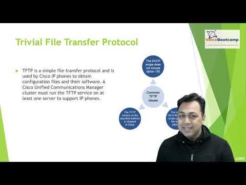 VoiceBootcam CCNP Collaboration Training - Network Protocols ...