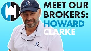 Meet Our Brokers at The Catamaran Company: Howard Clarke