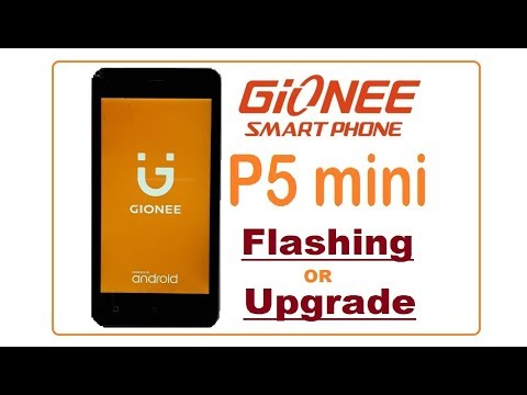 Gionee p5 mini dead software, pattern reset software