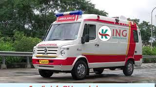 Get Fastest King Road Ambulance Service in Patna and Muzaffarpur