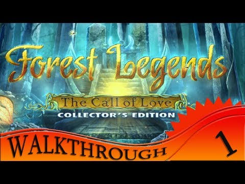 Forest Legends : The Call of Love IOS