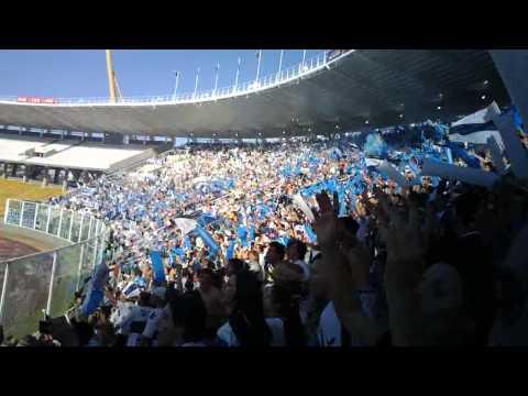"""""""LOBO VOS SOS MI VIDA - la 22 en cordoba"""" Barra: La Banda de Fierro 22 • Club: Gimnasia y Esgrima"""