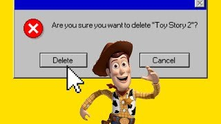 Remember When Pixar Accidentally DELETED Toy Story 2?