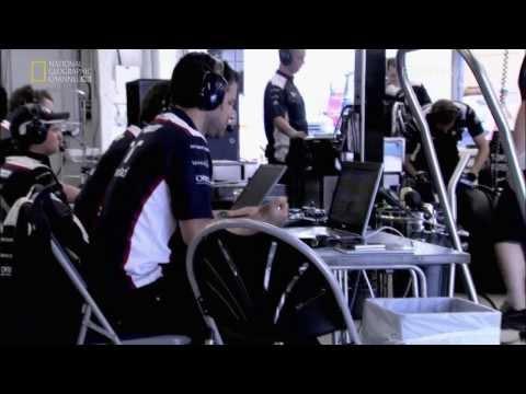 Мегазаводы: Формула 1. Williams F1 (HD качество) видео
