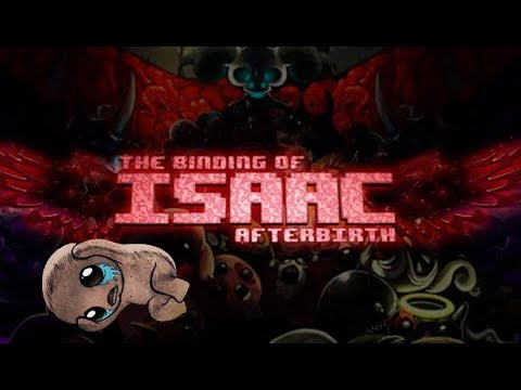 The Binding of Isaac Afterbirth - Os monstrinhos