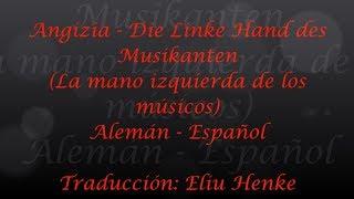Angizia - Die Linke Hand des Musikanten (Alemán/Español)