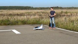 КРАШ-ТЕСТ. Радиоуправляемый импеллерный самолет HobbyKing Tornado 75 EDF Sports Jet