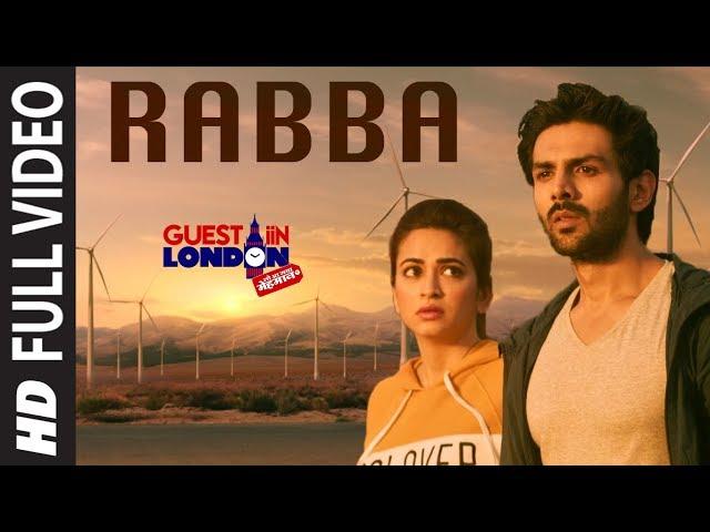 Rabba Meray Full Video Song HD | Guest iin London Movie Songs | Kartik, Kriti