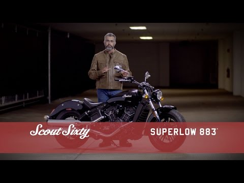 2017 Indian Scout® Sixty ABS in Fredericksburg, Virginia