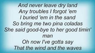 Garth Brooks - Two Pina Coladas Lyrics