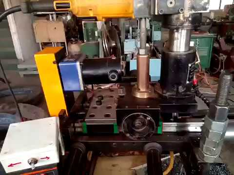 Portable Keyway Milling Machine With Auto Feed Jsm 303