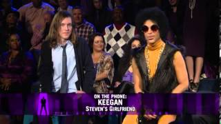 VIDEO  Prince breaks a couple up on The Arsenio Hall Show   Mail Online