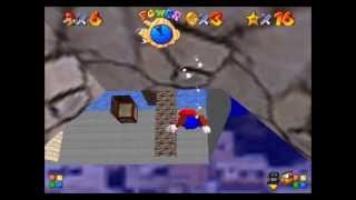 SM64 - Wet-Dry World Pipe / Loading Point Glitches