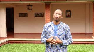 preview picture of video 'Wole Kushimo will be at Don Alvaro's beatification'