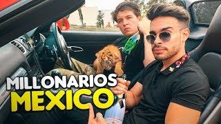 LOS NIÑOS MILLONARIOS DE MEXICO 💸