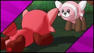 Stufful  - (Pokémon) - POKÉMON SUN SHINY HUNT EPIC FAIL! | Stufful vs Stufful | Cutest Fight Ever