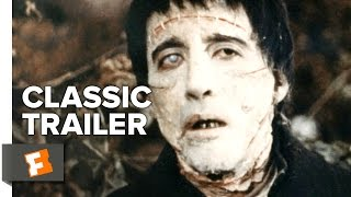 The Curse Of Frankenstein 1957 Official Trailer  Peter Cushing Christopher Lee Horror Movie HD