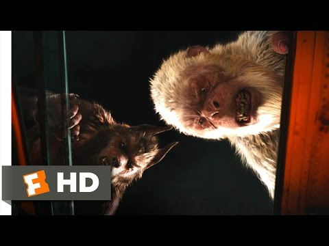 Goosebumps (8/10) Movie CLIP - There's No Escaping From Us (2015) HD