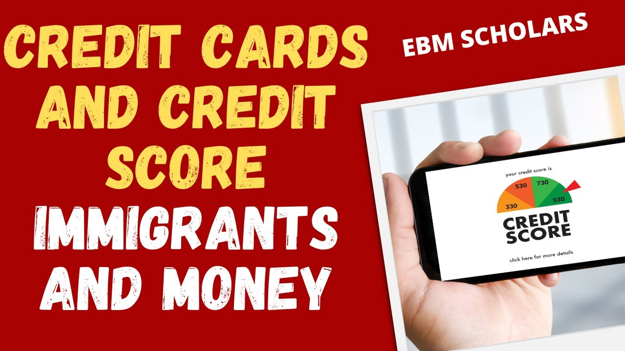 Credit Cards and Credit Rating for Beginners and Immigrants #creditcard #creditscore #mortgage #loans thumbnail