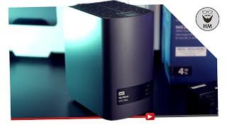 Bester NAS fürs Smarthome? WD MyCloud EX2 Ultra Review - HansMax