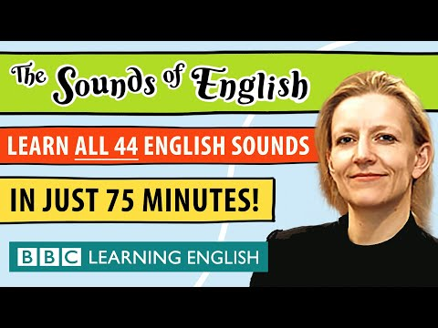 The complete guide to English Pronunciation | Learn ALL 44 sounds ...