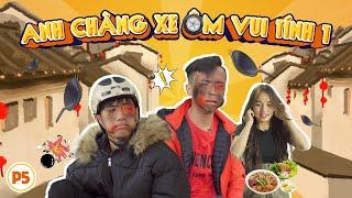 Anh Chàng Xe Ôm Vui Tính 6 | Thánh Cà Lắp Mặt Đen | Hài Tết 2020 | Phim Tình Cảm Hài Hước  Gãy TV