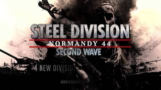 VideoImage1 Steel Division: Normandy 44 - Second Wave