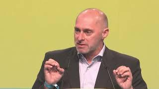 Video zu: René Rock auf Bundesparteitag