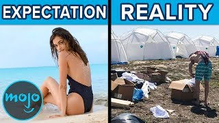 "Top 10 Craziest Reveals in ""Fyre"" & ""Fyre Fraud"""