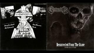 Entrails - Casket Garden HD  (Dismember Cover)
