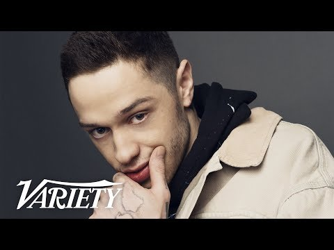 Pete Davidson on Rehab and Working with Machine Gun Kelly in 'Big Time Adolescence' – Sundance 2019