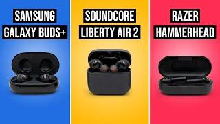 Unsere Top 3 Bluetooth In-Ear Kopfhörer unter 150 Euro - Sind deine Lieblinge dabei?  | Testventure